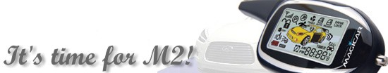 Magicar M2 Logo
