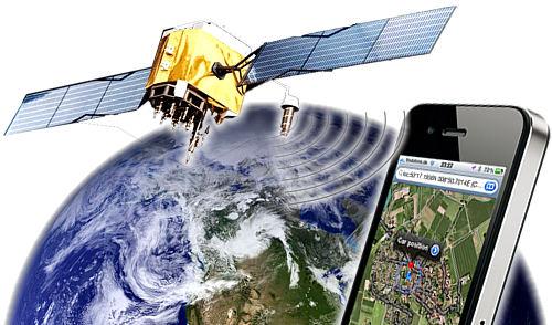 Ortungssystem GPS
