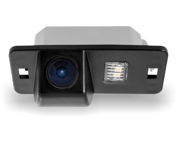 Rückfahrkamera fahrzeugspezifisch für Kennzeichenleuchte BMW
