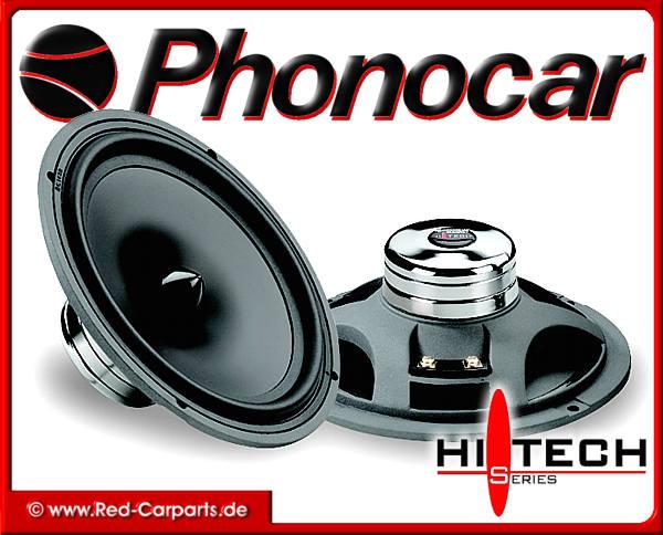 Phonocar Hi-Tech Kickbass 165mm 200W 2/739