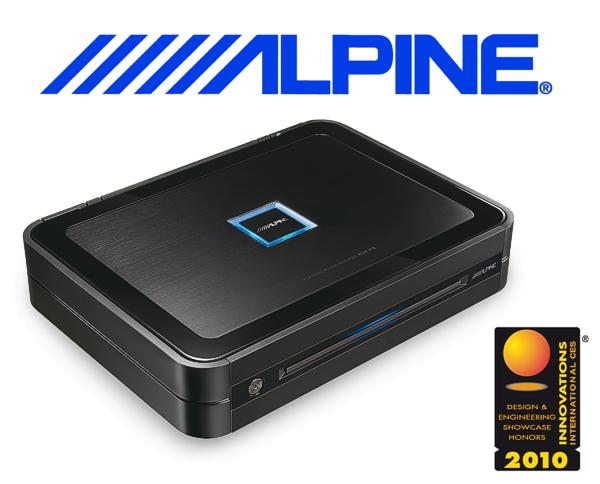 Alpine Auto Verstärker Endstufe PDX-F6 4x 150W
