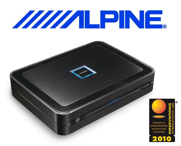 Alpine Auto Verstärker Endstufe PDX-M6 1x 600W