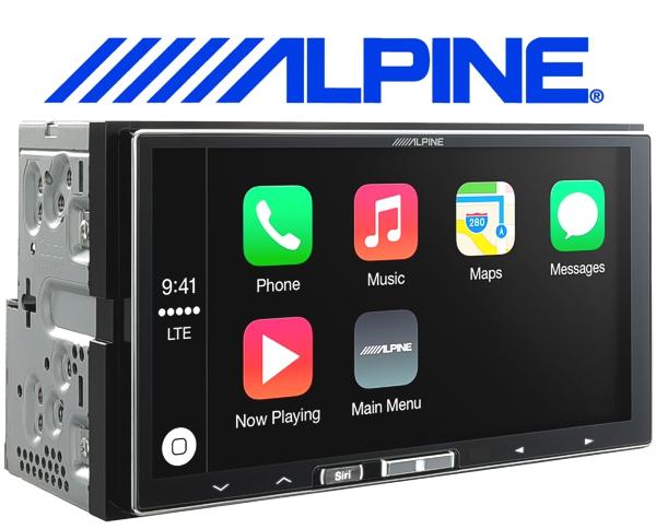 Alpine Autoradio iLX-700 App Link Station mit USB/iPhone/iPod Siri