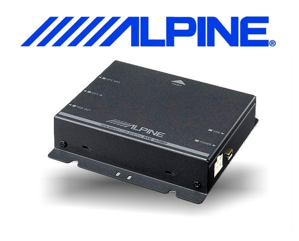Alpine Navigationsgerät/-modul NVE-M300P