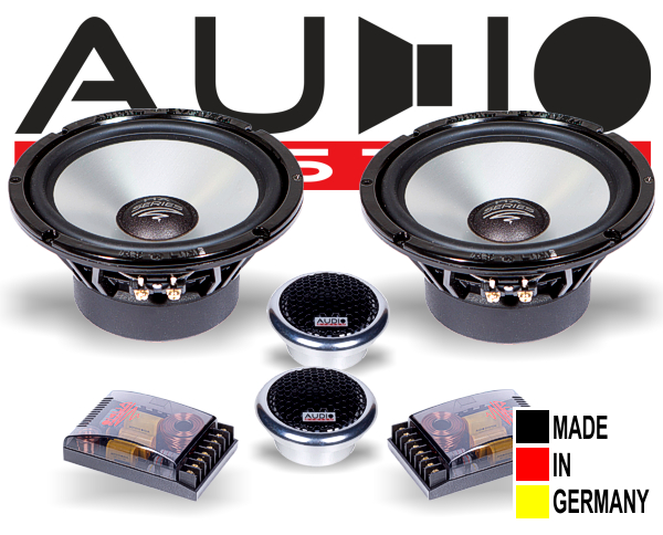 Audio System 2-Wege-System HX165DUST