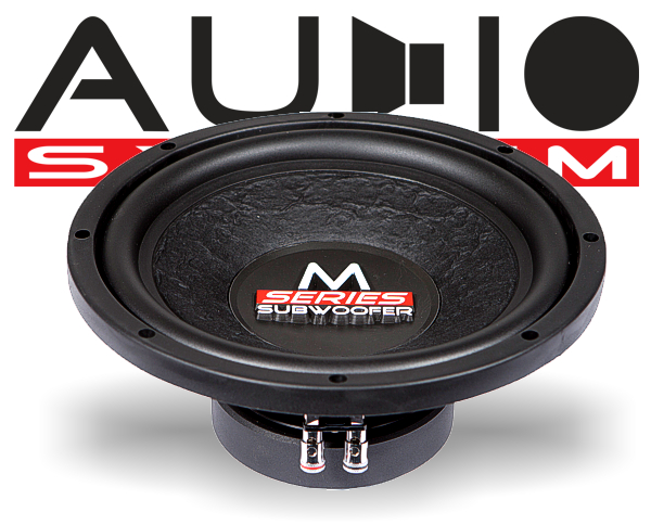 Audio System Subwoofer M 10
