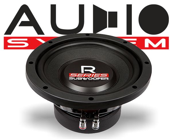 Audio System Subwoofer R 08