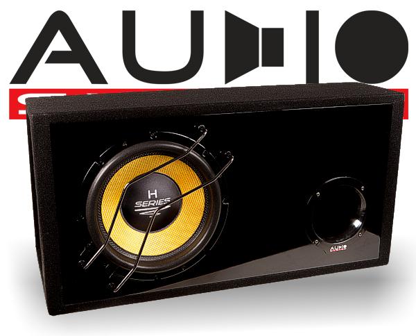 Audio System Subwooferbox H 12 SPL BR