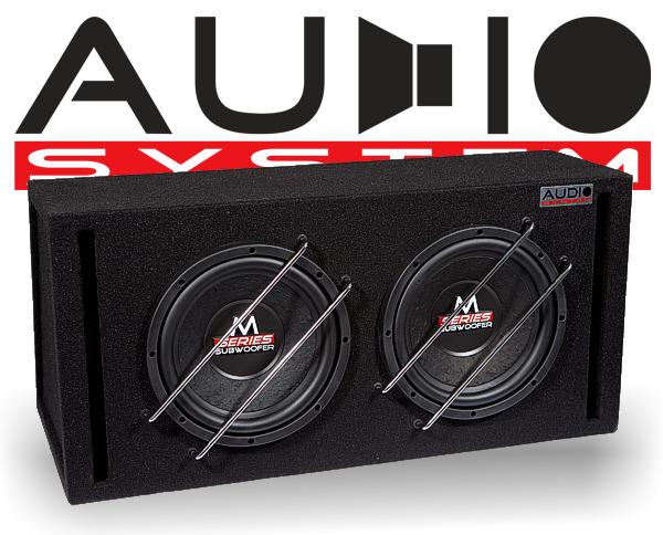 Audio System Subwooferbox M 10 BR-2