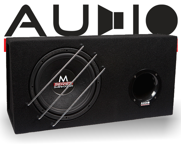 Audio System Subwooferbox M 12 BR