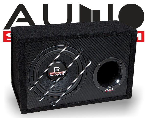 Audio System Subwooferbox R 10 BR