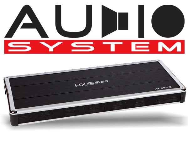 Audio System Car Audio Endstufe HX 260.2