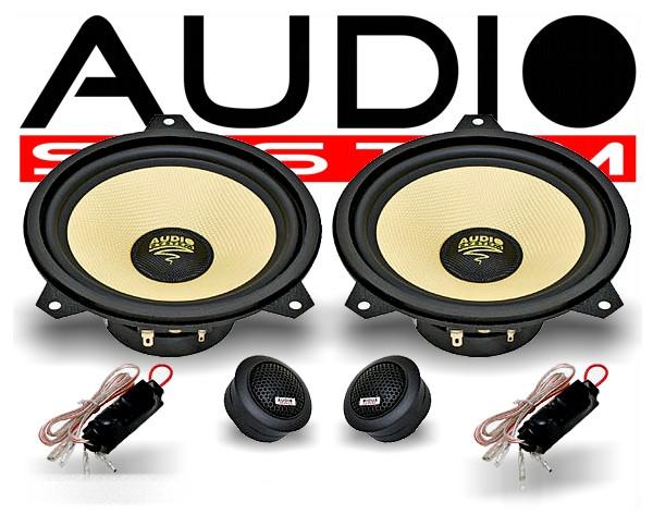 Audio System R165 E46 2-Wege Spezial Front-System BMW