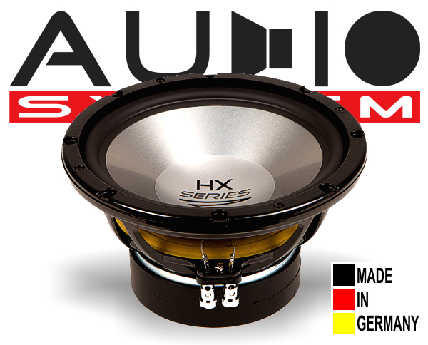 Audio System Subwoofer HX 10 PHASE