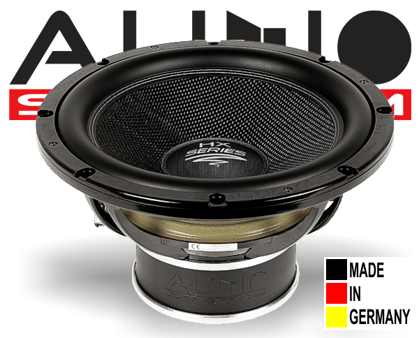 Audio System Subwoofer HX 12 SQ