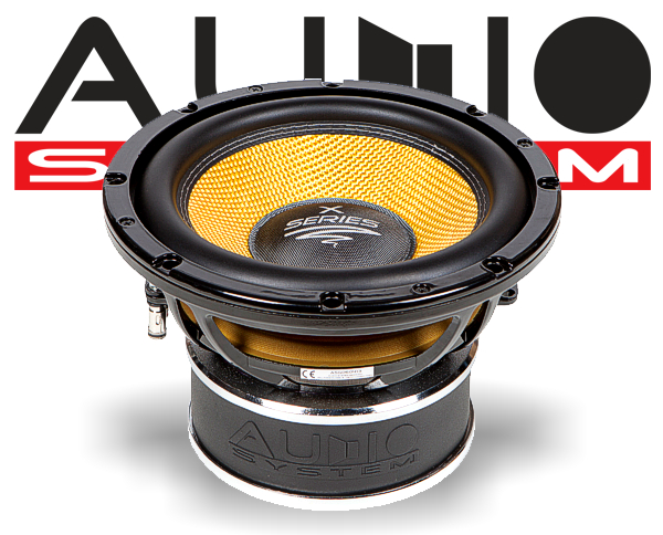 Audio System Subwoofer X 10