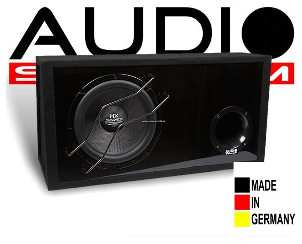Audio System Subwooferbox HX 10 SQ BR