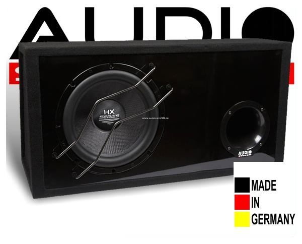 Audio System Subwooferbox HX 12 SQ BR