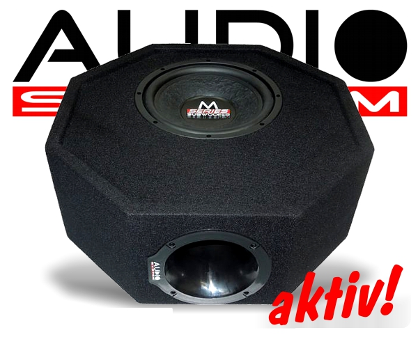 Audio System Reserveradmulde Subwoofer M10 active