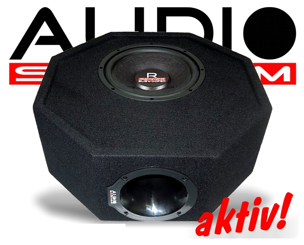 Audio System Reserveradmulde Subwoofer R10 active