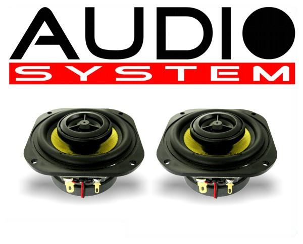 Audio System 2-Wege Auto Lautsprecher Koax CO 80 Plus