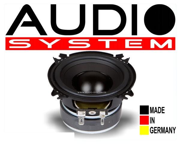 Audio System Mitteltöner EX80 Dust