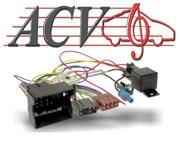 Radioadapter Autoradio Adapter Autoradio Opel 1230-47