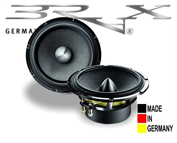 Brax Subwoofer HighEnd Bass Lautsprecher M6.1PP