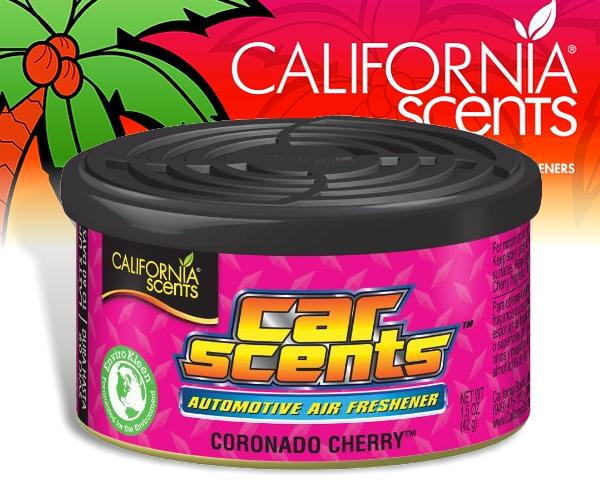 California Scents CarScents air fresh Lufterfrischer - Coronado Cherry