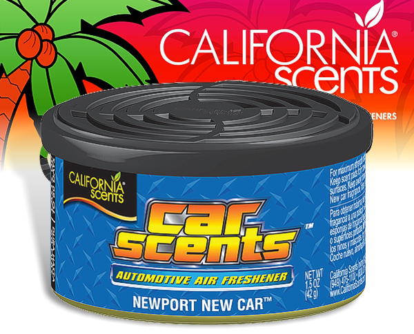 California Scents CarScents air fresh Lufterfrischer - Newport New Car