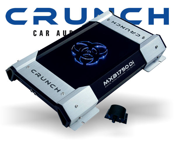 Crunch BlackMaxx Endstufe MXB-1750Di