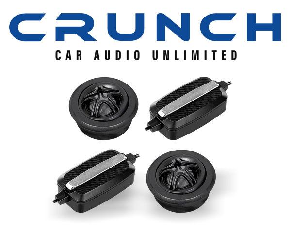 Crunch GTi Hochton Auto Lautsprecher GTi-6.2T