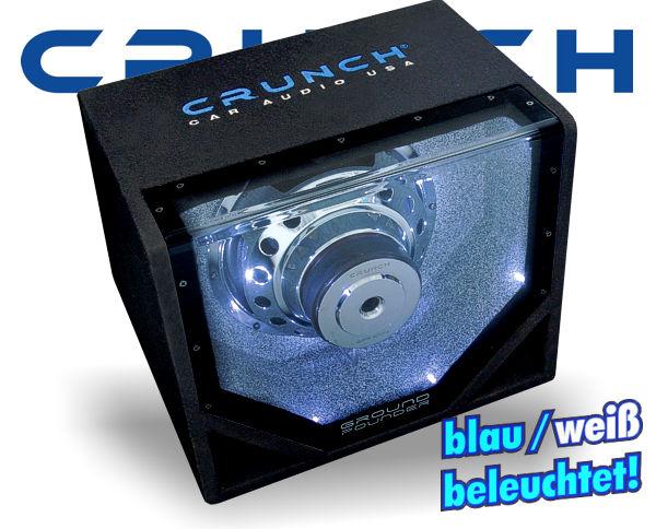 Crunch GroundPounder Single Bandpass GPX-12BP