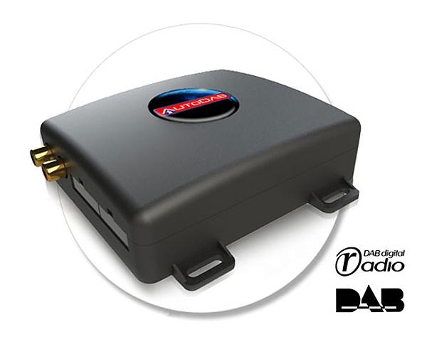DAB+ Nachrüstung für digitalen Radioempfang für Audi Typ02