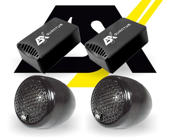 ESX Quantum 25mm Hochtöner QX-6.2BT
