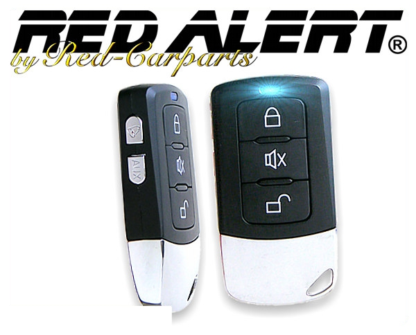 Red-Alert Handsender R2 Fernbedienung Mistral-Max-Serie