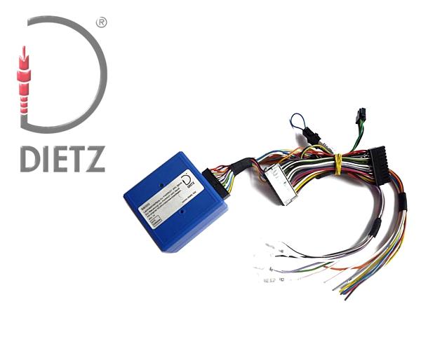 Lenkradfernbedienungs Autoradio Adapter für Parrot Freisprecheinrichtung