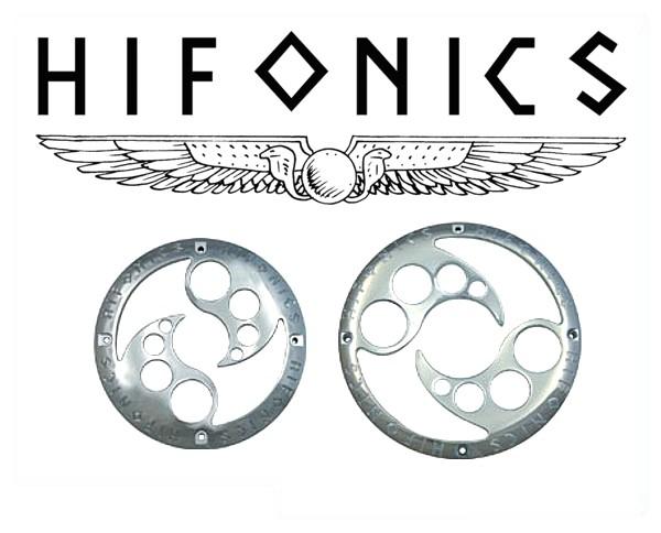 Hifonics Blade Lautsprecher-Grill 16 cm HFG6