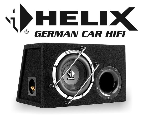 Helix Precision Bassreflex Subwooferbox P 8E