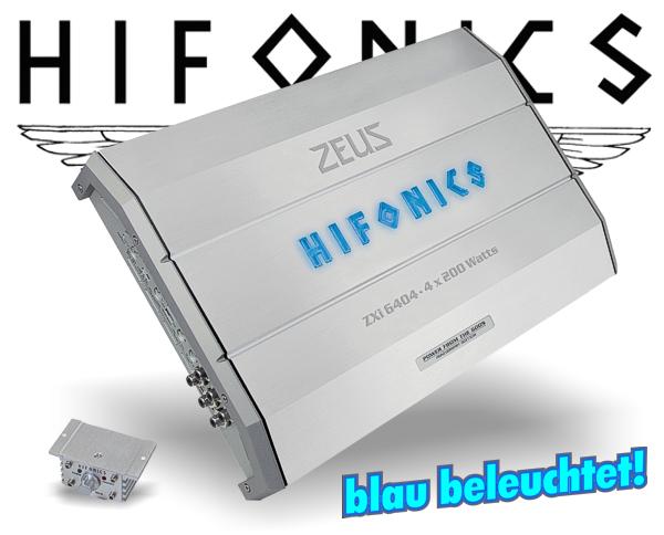 Hifonics Zeus Z3 Endstufe ZXi-6404