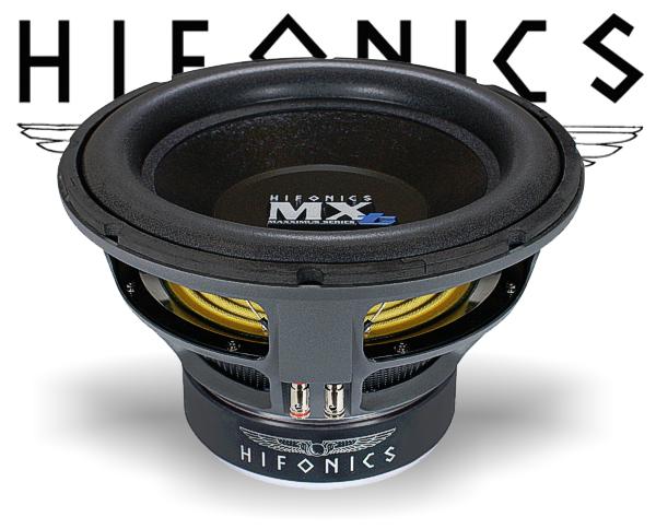 Hifonics Maxximus Subwoofer MXT-12D4