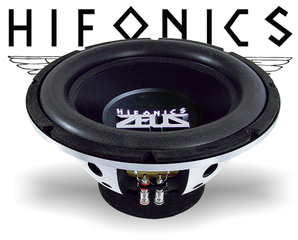 hifonics zeus subwoofer zx 1254 basslaustprecher. Black Bedroom Furniture Sets. Home Design Ideas