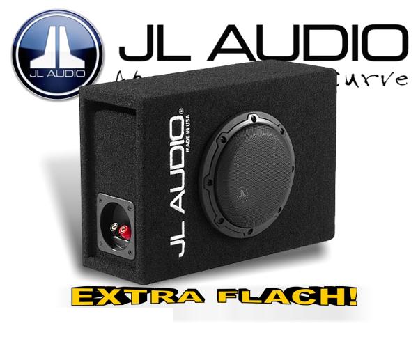 JL Audio W3-Serie Bassreflex CP106LG-W3v3