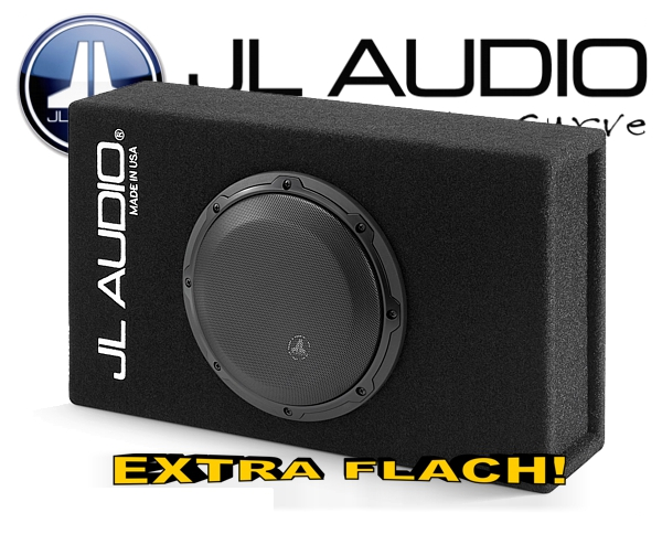 JL Audio W3-Serie Bassreflex CP108LG-W3v3