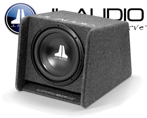 JL Audio W0-Serie Bassreflex CP112-W0v3