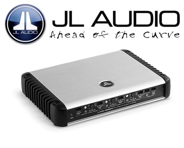 JL Audio HD-Serie Endstufe HD900/5