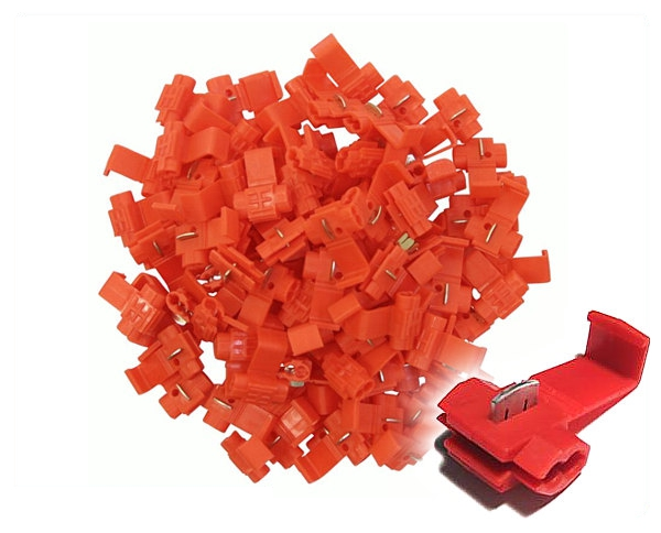 Stromdiebe Stromanschlußklemmen 0.5-1.5 mm 100 Stück