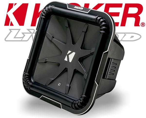 Kicker Subwoofer Bass Q-Class L7154 2x 4ohm 2400W 38cm