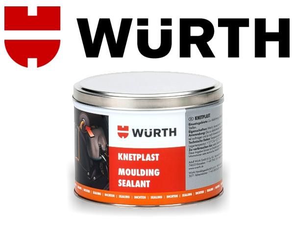 Würth Knetplast dauerelastische Dichtungsmasse Klebemasse 1kg