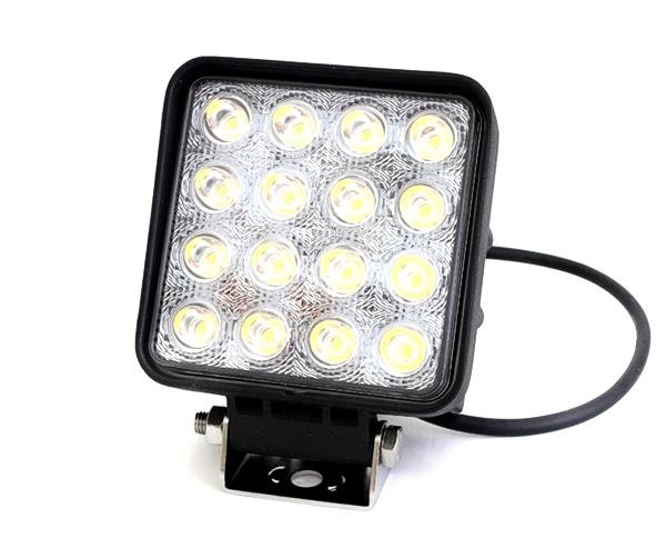LED Strahler Arbeitslicht Flutlicht 3500lm 6500K 48W